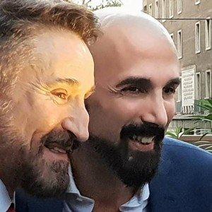 L'étoile Vladimir Derevianko e Alex Imburgia