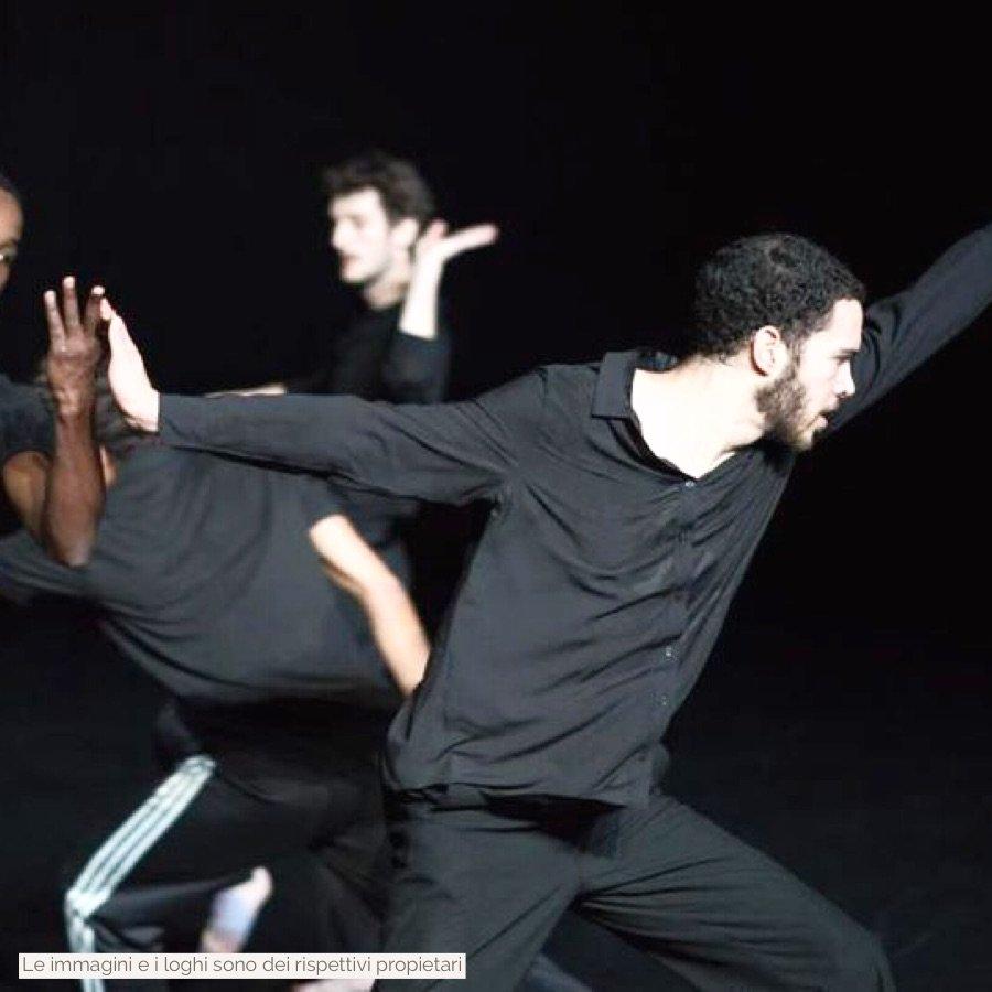 danza moderna e contemporanea flusso e isolazioni