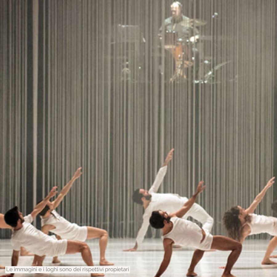 danza moderna e contemporanea musica