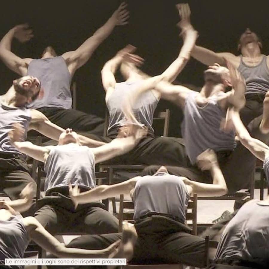 danza moderna e contemporanea sensi