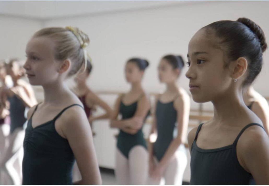 la danza è un arte che si coltiva sin da piccoli
